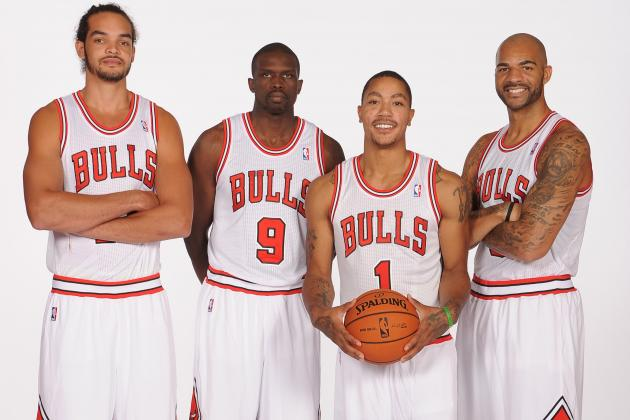 Is This the Final Shot for Chicago Bulls to Win a Title with Current Core?