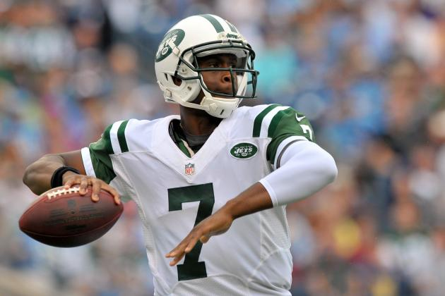 New York Jets vs. Atlanta Falcons: Live Grades and Analysis for New York