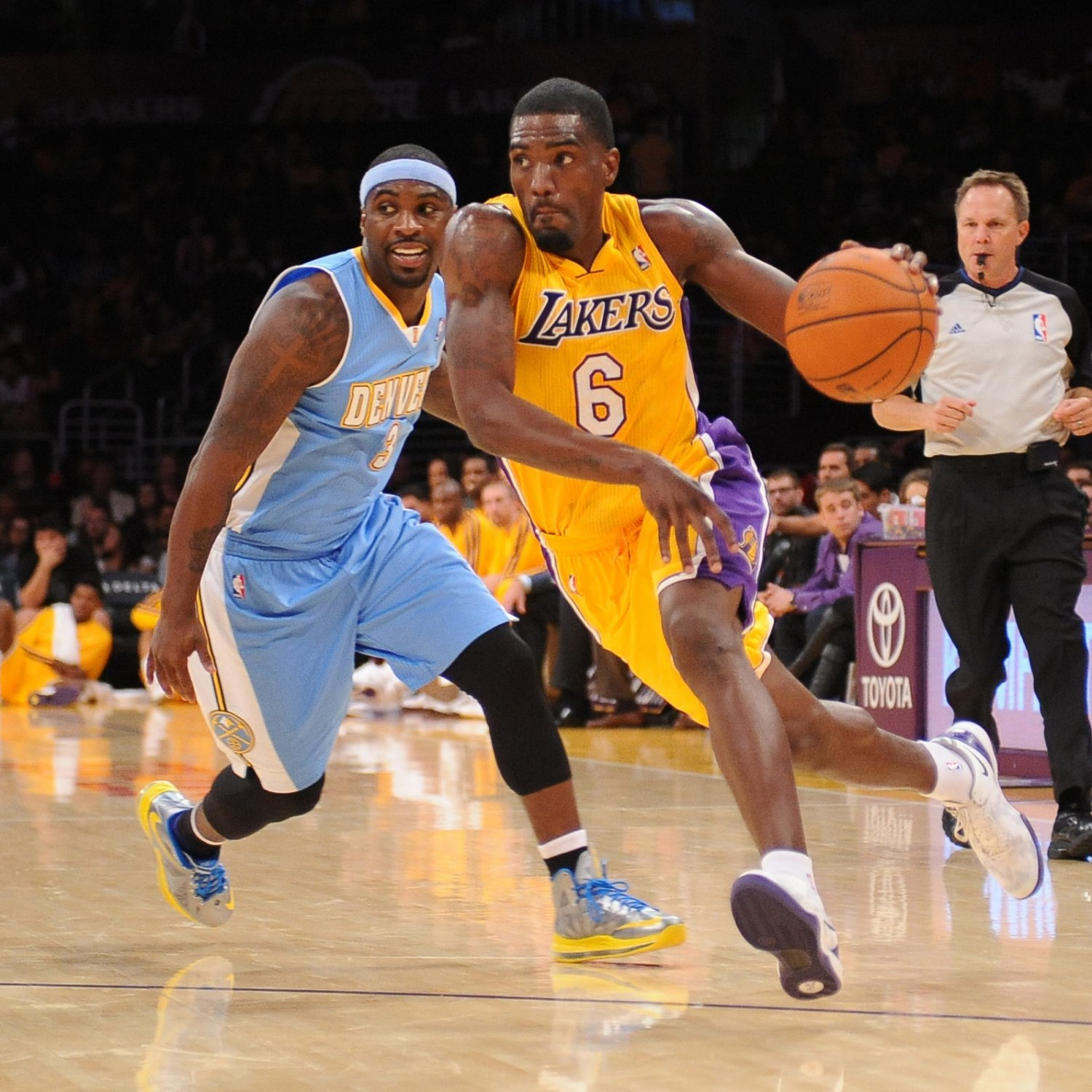 Nuggets Vs. Lakers: What To Watch For In Western