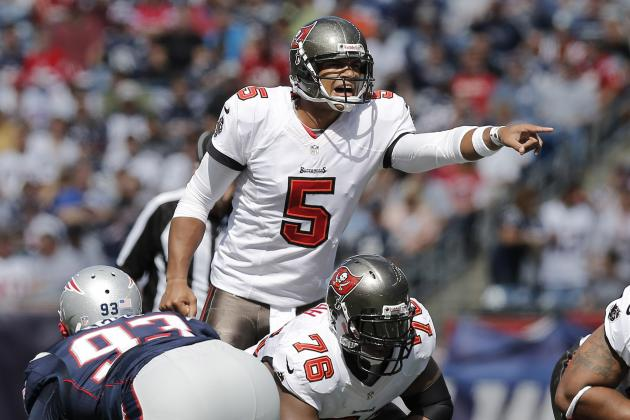 Josh Freeman Will Have Chance to Compete to Be Vikings' Starting QB
