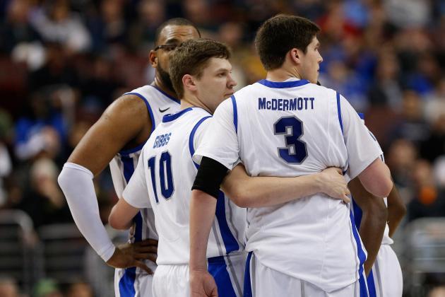 Big East Basketball: How Teams Can Stop Creighton's Doug McDermott, Grant Gibbs