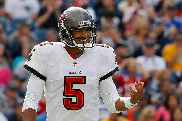 Josh Freeman Is Merely a Stopgap for Minnesota Vikings