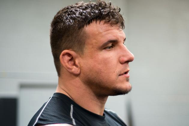 Frank Mir Ponders Retirement Ahead of Alistair Overeem Fight