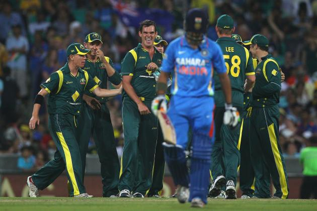 India vs. Australia: Why 1 T20 and 7 ODIs Is a Terrible Tour
