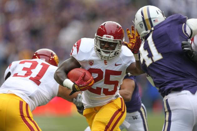USC Football: How Offense Will Change with Silas Redd's Return
