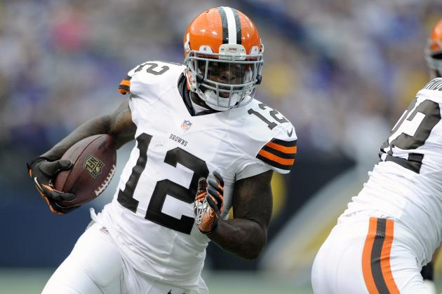 NFL Trade Rumors: 49ers Shouldn't Give Up on Pursuit of Browns WR Josh Gordon