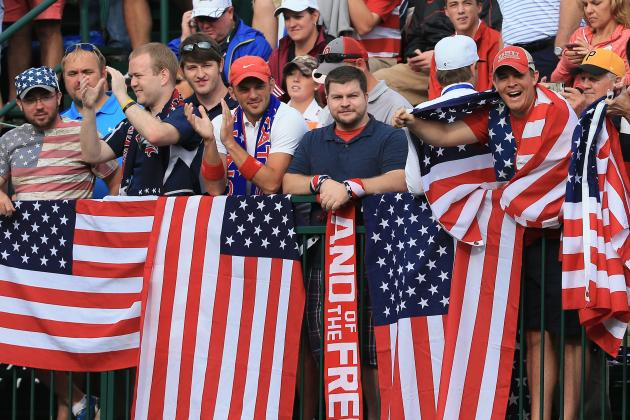 Why Does United States Excel at Presidents Cups but Struggle at Ryder Cups?