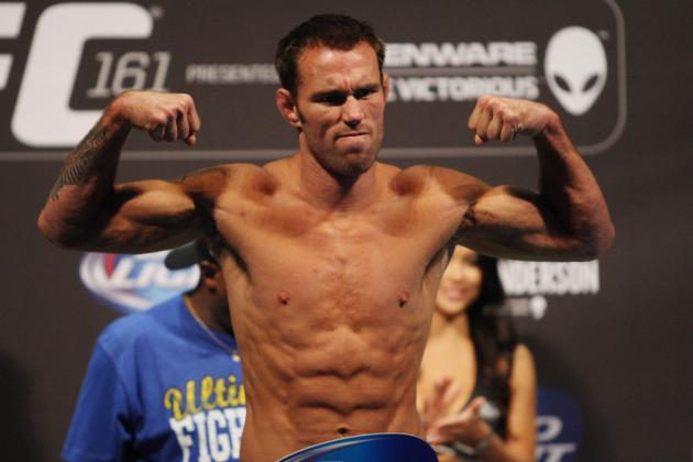 UFC Fight Night 29 Weigh-in Live Blog for Maia vs. Shields Card