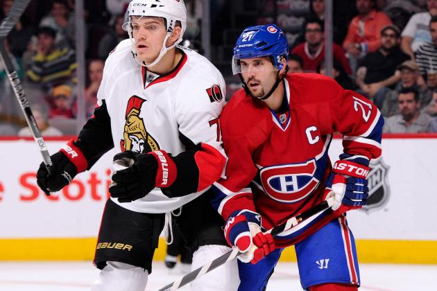 Pacioretty (arm) Travels with Habs, Captain Gionta (personal) Doesn't
