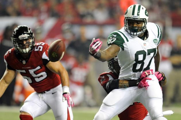Monday Night Football: Atlanta Falcons vs. New York Jets Game Has Wacky Start
