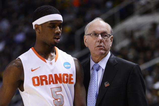 Syracuse Basketball: Which Orange Freshman Will Have Biggest Impact in 2013-14?