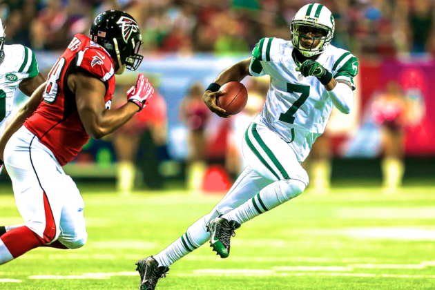 Jets vs. Falcons: Live Score, Highlights and Reaction
