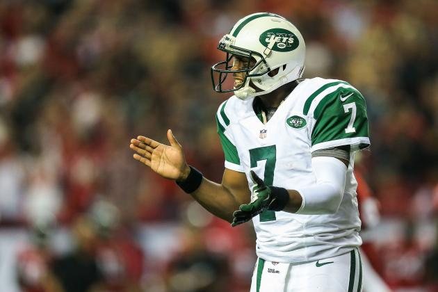 Geno Smith Outshines 'Matty Ice' as Jets Shock Falcons