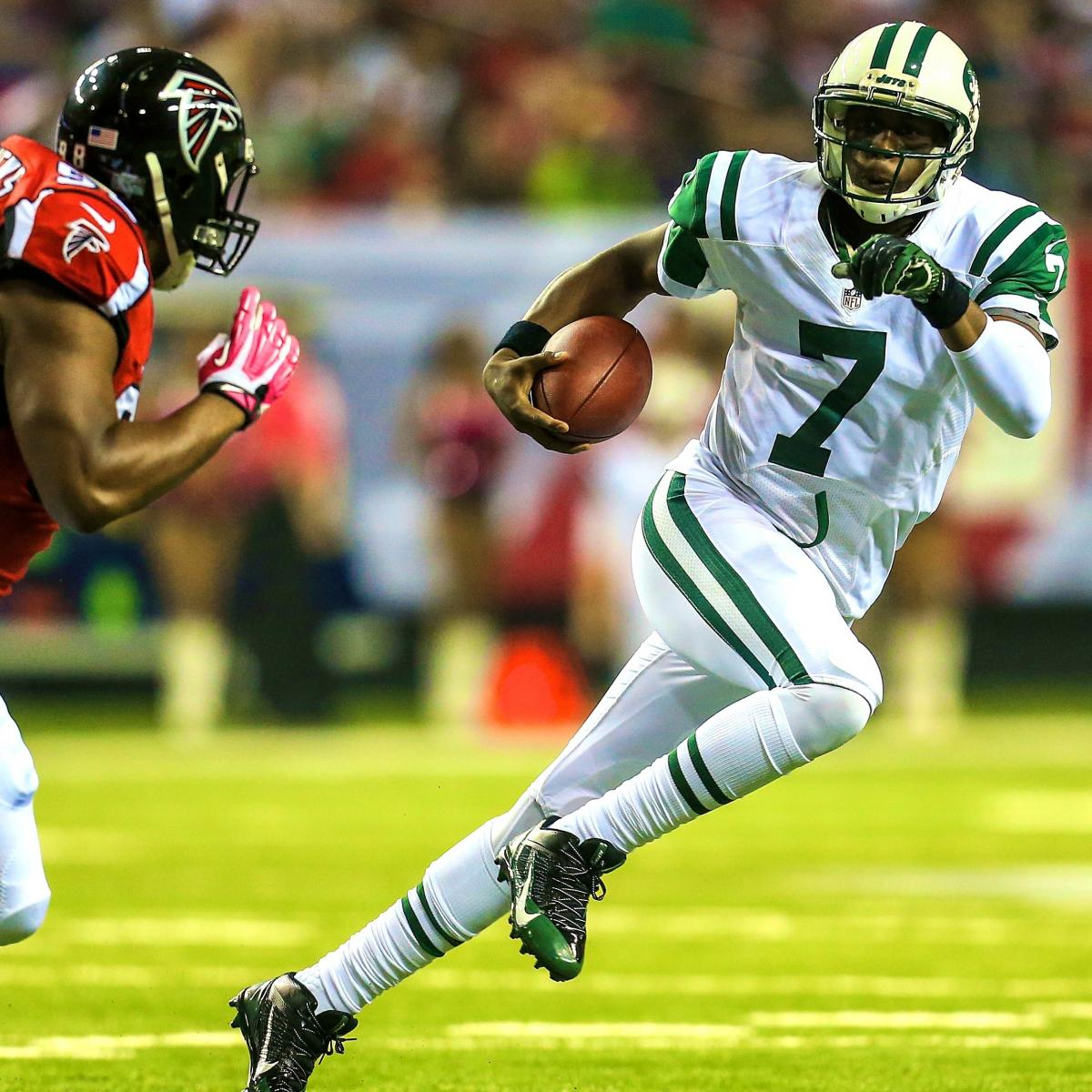 Jets Vs. Falcons: Score, Grades And Analysis