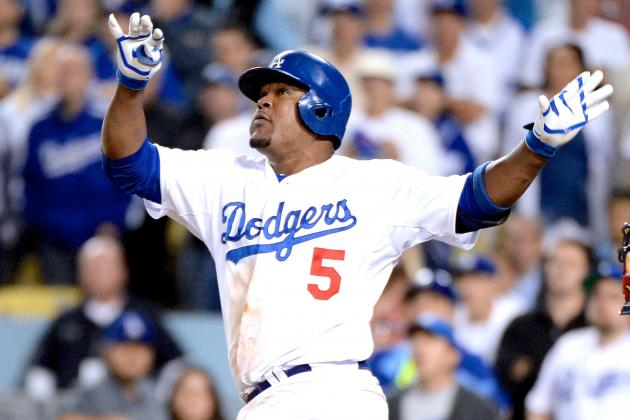 Los Angeles Dodgers vs. Atlanta Braves Game 4: Live Score and NLDS Highlights