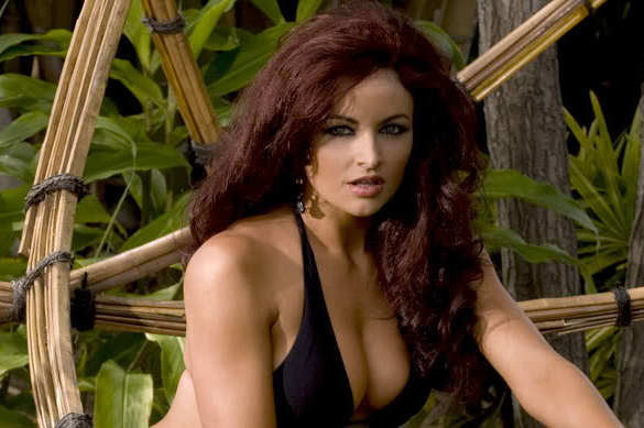 Maria Kanellis Reveals Source of Her Heat with the Bella Twins
