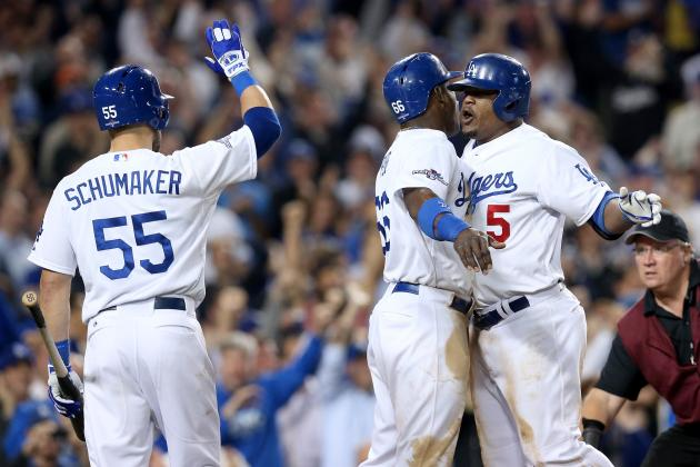 Dodgers Prove Their Bats Just as Dangerous as Arms in NLDS Victory over Braves