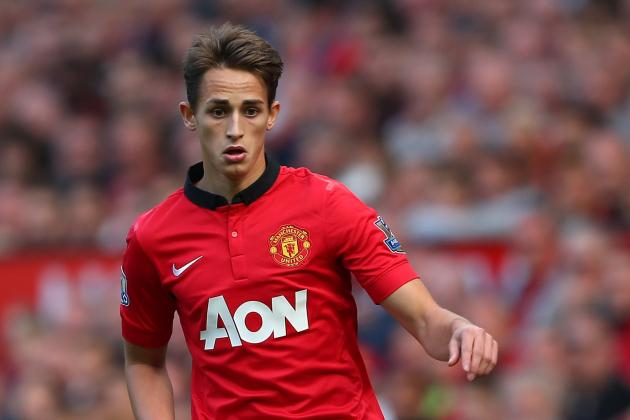 Adnan Januzaj Reportedly Eyed by Barcelona but New Manchester United Deal Close