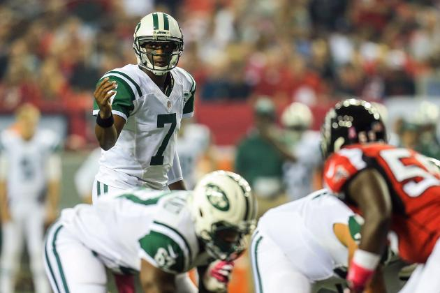 Geno Smith Leads Jets in Victory over Falcons