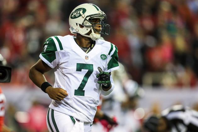 Jets Beat Falcons 30-28 as Geno Smith Gets First NFL Road Win