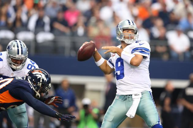 Breaking Down How Tony Romo Shredded the Broncos Defense for 500 Yards in Week 5
