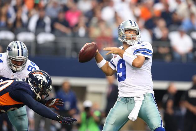 Breaking Down How Tony Romo Shredded the Broncos Defense for 500 Yards in Week 5