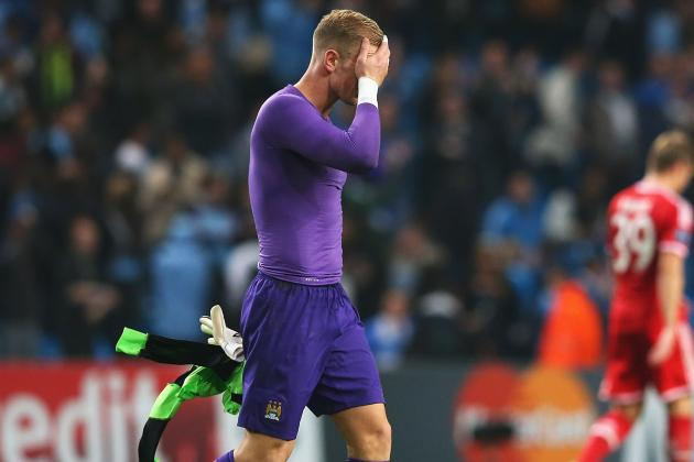 Steven Gerrard Hopes England Don't Drop Joe Hart for World Cup Qualifiers