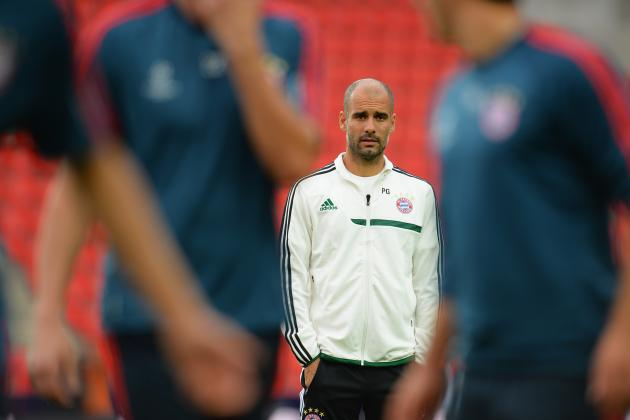 Imagining an England Team Managed by Pep Guardiola