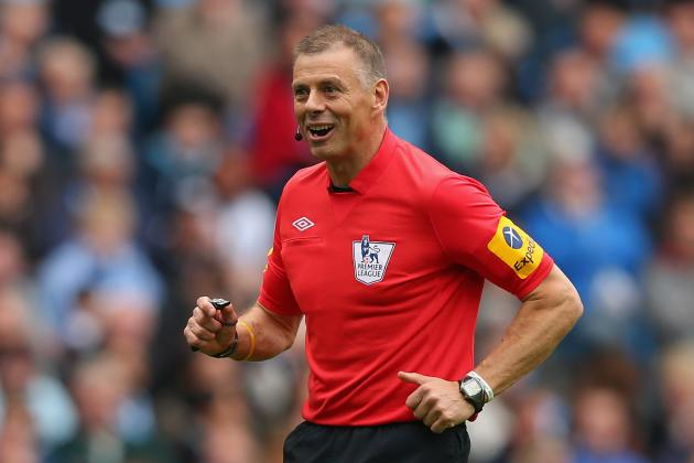 Mark Halsey Launches Staggering Attack on 6 Referees Who Are 'Not Up to the Job'
