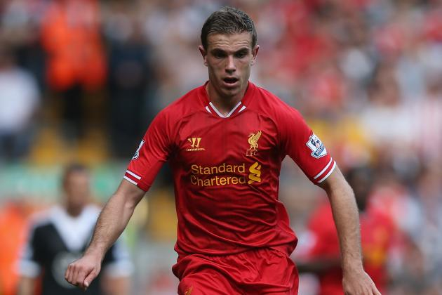 Analysing Jordan Henderson's Early-Season Form for Liverpool