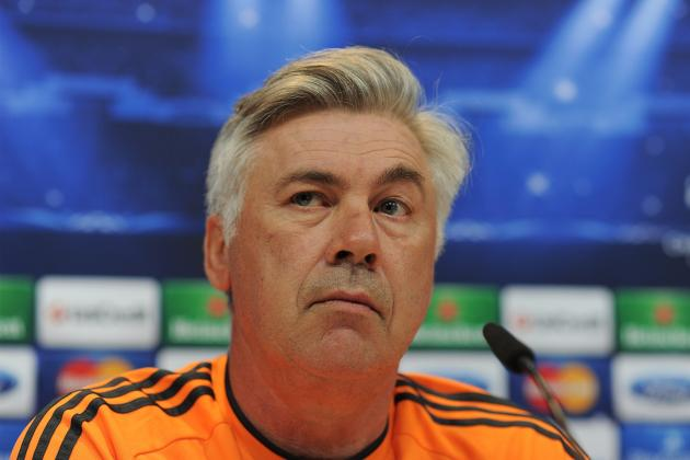 What Is the Minimum Achievement for Carlo Ancelotti at Real Madrid?