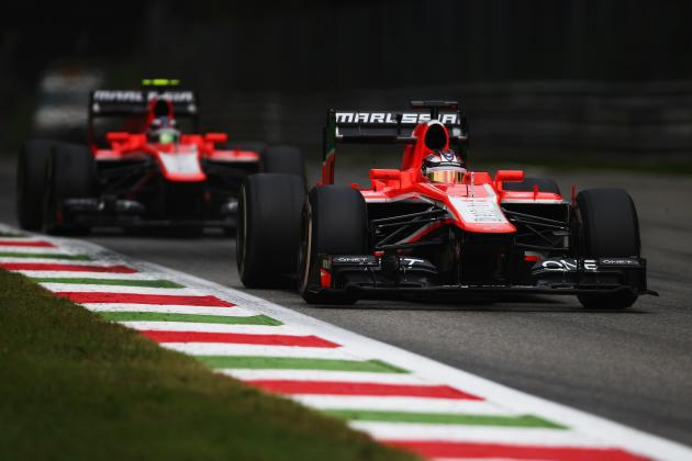 Marussia and Caterham: Do They Deserve to Be in F1 If They Can't Catch Up?