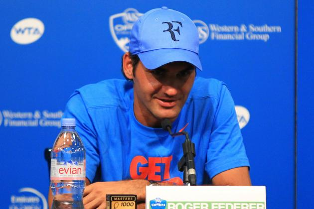 Roger Federer Pokes Fun at Allen Iverson's Infamous 'Practice' Rant