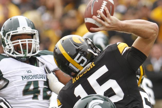 Iowa Fans, Don't Panic: Hawkeyes' Vibe Remains Upbeat