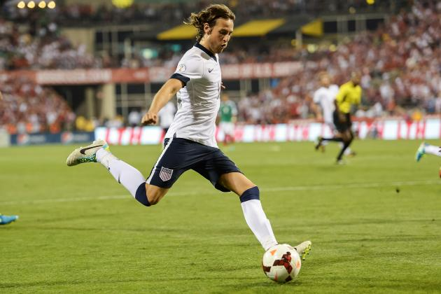 Mix Diskerud's U.S. Persistence Is Rewarded by Alex Labidou