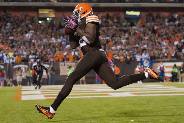 Minnesota Vikings Should Trade for Cleveland Browns WR Josh Gordon