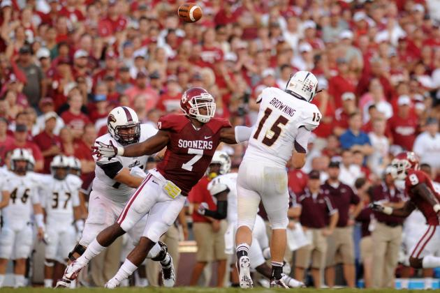 Oklahoma vs. Texas: Does Corey Nelson's Injury Seriously Hurt OU?