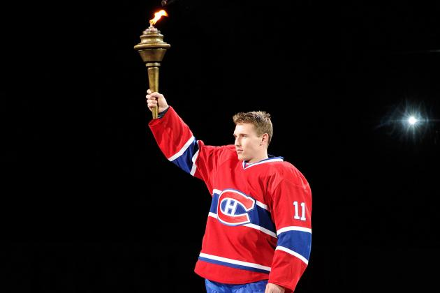 Road Trip a Homecoming for Habs' Gallagher