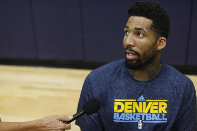 Nuggets F Wilson Chandler Eyes Friday Return to Practice