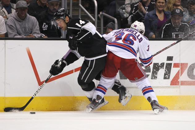 Williams Rips Kings After Home Loss vs. Rangers