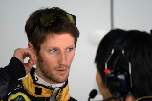 Grosjean: You Never Know When the Win Might Come…