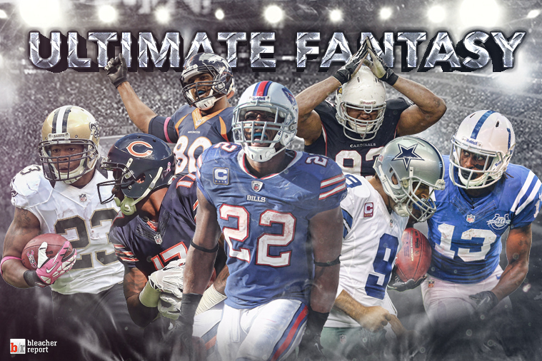 Ultimate Fantasy Football Week 5 Lineup