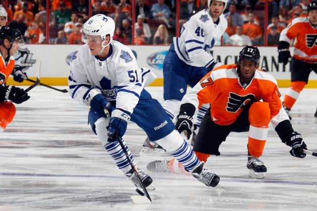 NHL Trade Rumors: Why the Maple Leafs Won't Deal Jake Gardiner This Season