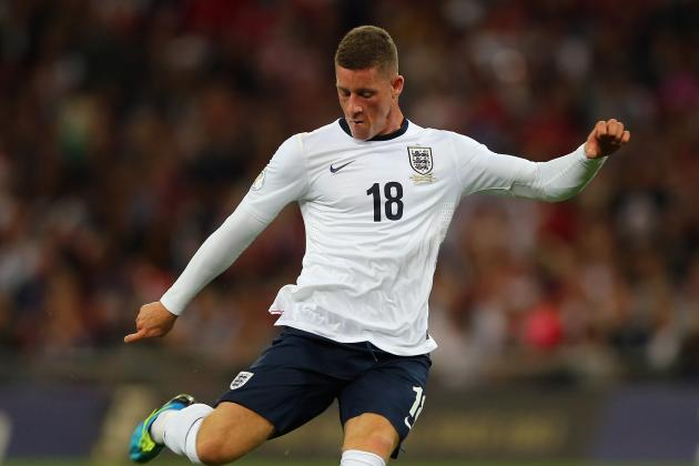Hodgson Must Pair Rooney and Sturridge for England, with Barkley in Midfield