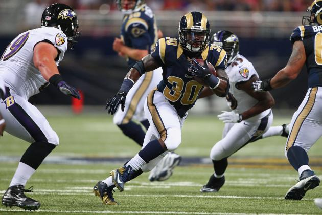 Zac Stacy's Updated 2013 Fantasy Outlook Heading into Week 6