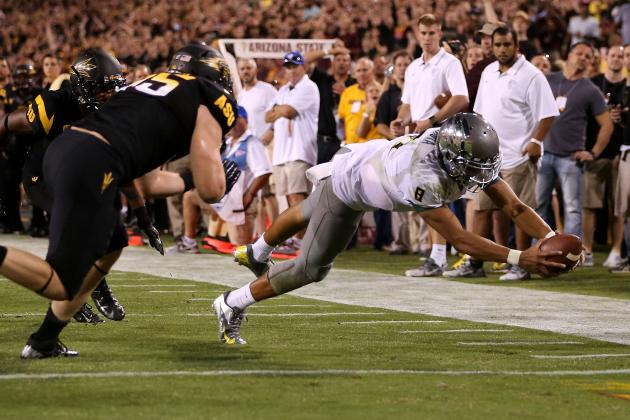 How Oregon Football Keeps Racking Up the Points