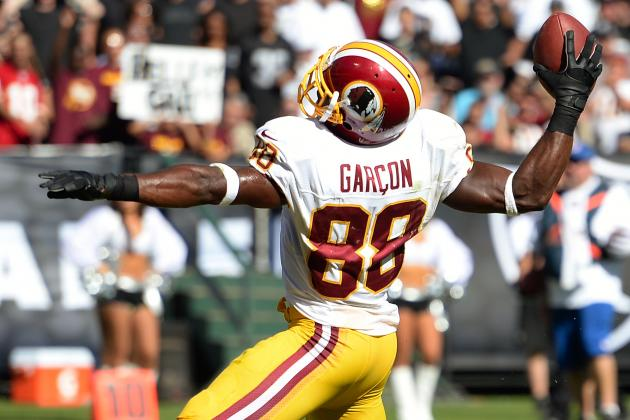 Pierre Garcon on Why He Wasn't Rooting Against the Cowboys Sunday