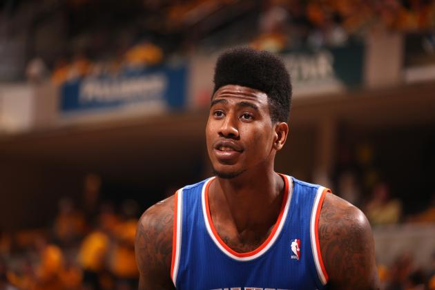 Why the New York Knicks Need to Start Iman Shumpert