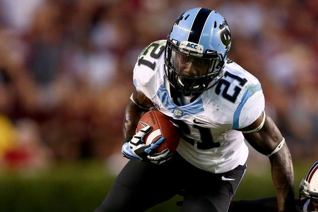 After a 1-4 Start, Can North Carolina Make a Bowl in 2013?