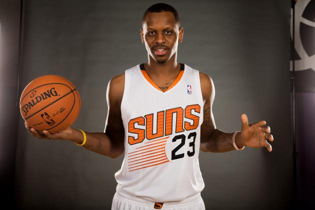James Nunnally Embraces Being a Suns 'Underdog'